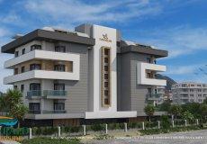 Начинается строительство нового жилого комплекса в Оба, Алания - 8