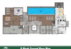 Начинается строительство нового жилого комплекса в Оба, Алания - 26