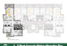 Начинается строительство нового жилого комплекса в Оба, Алания - 28