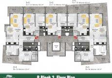 Начинается строительство нового жилого комплекса в Оба, Алания - 32