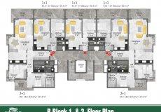 Начинается строительство нового жилого комплекса в Оба, Алания - 33