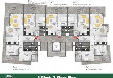 Начинается строительство нового жилого комплекса в Оба, Алания - 36