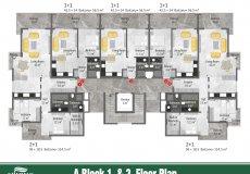 Начинается строительство нового жилого комплекса в Оба, Алания - 37