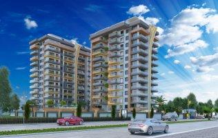 Новый проект класса «Люкс» на 1-й береговой линии, квартиры в Аланье с видом на море