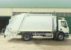 В Аланье закупили машины для мытья мусорных контейнеров