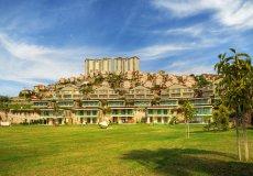 Квартира в Алании с шикарным видом, в знаменитом комплексе Gold City - 3