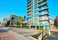 Квартира в Алании с видом на море в новом комплексе - 1