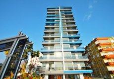 Квартира в Алании с видом на море в новом комплексе - 2