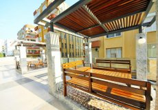 Квартира в Алании с видом на море в новом комплексе - 5
