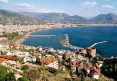 Посчитали количество проживающих в турецкой Аланье