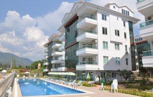 Просторные апартаменты 3+1 на берегу реки Дим Чай, Кестель