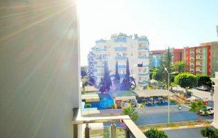Современная квартира 2+1 в курортном районе Аланьи, Махмутлар