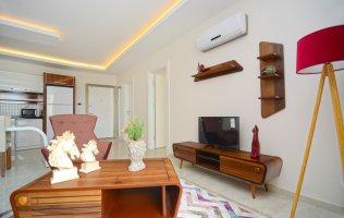 Современные меблированные апартаменты в Махмутларе, Аланья