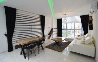 Новые меблированные апартаменты 1+1 в престижном районе