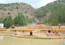 В Турецкой республике стремятся развивать термальный туризм