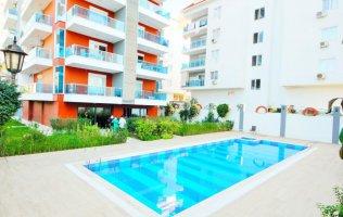 Новые апартаменты 2+1 в комплексе с инфраструктурой, Махмутлар