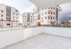 Новая трёхкомнатная квартира район Оба, Аланья - 17