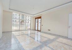 Новая трёхкомнатная квартира район Оба, Аланья - 21