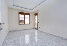 Новая трёхкомнатная квартира район Оба, Аланья - 25