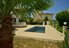 Просторная вилла с 4 спальнями в Алании с частным бассейном - 7