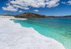 Озеро Салда объявили особой природоохранной зоной