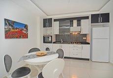 Квартира 1+1 с мебелью в современном комплексе в Алании Махмутлар - 10