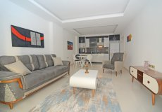Квартира 1+1 с мебелью в современном комплексе в Алании Махмутлар - 4