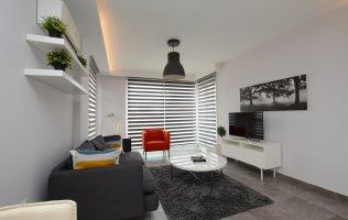 Квартира с мебелью в современном комплексе в Оба Аланья