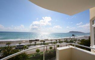 Отличная квартира 3+1 в Тосмуре Аланья с панорамным видом на море