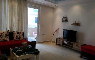 Недорогая меблированная 1+1 квартира в Алании Махмутлар