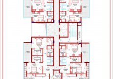 Апартаменты в комплексе премиум-класса на стадии строительства по очень выгодной цене - 39