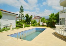 Просторная вилла с 4 спальнями в Алании с частным бассейном - 1