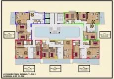 Шикарный инвестиционный проект в Алании, Махмутлар - 11
