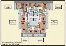 Шикарный инвестиционный проект в Алании, Махмутлар - 15