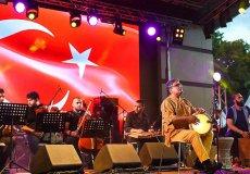 По вечерам в Аланье проходят рамаданские концерты