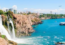 Анталья превращается в туристическую столицу Европы