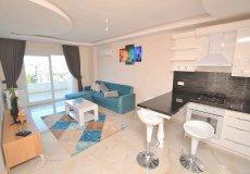 Уютная меблированная квартира 1+1 в современном комплексе в Алании, Кестель - 1