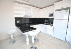 Уютная меблированная квартира 1+1 в современном комплексе в Алании, Кестель - 4