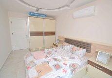 Уютная меблированная квартира 1+1 в современном комплексе в Алании, Кестель - 9