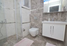 Уютная меблированная квартира 1+1 в современном комплексе в Алании, Кестель - 11