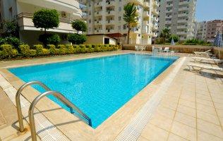 Просторные апартаменты 2+1 недалеко от пляжа в Алании, Махмутлар. Отличная цена!