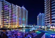 Аренда апартаментов 1+1 в Алании в элитном комплексе 5* отеля район Махмутлар - 13