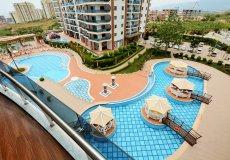 Аренда апартаментов 1+1 в Алании в элитном комплексе 5* отеля район Махмутлар - 12