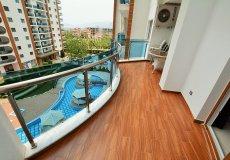 Аренда апартаментов 1+1 в Алании в элитном комплексе 5* отеля район Махмутлар - 9