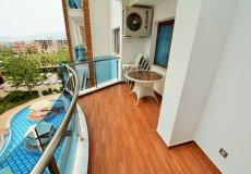 Аренда апартаментов 1+1 в Алании в элитном комплексе 5* отеля район Махмутлар - 10