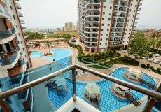 Аренда апартаментов 1+1 в Алании в элитном комплексе 5* отеля район Махмутлар - 1