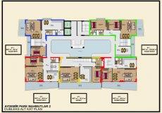 Шикарный инвестиционный проект в Алании, Махмутлар - 14