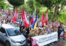 В Аланье пройдет демонстрация в честь Дня Победы