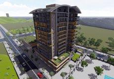 Шикарный инвестиционный проект в Алании, Махмутлар - 3