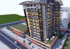 Шикарный инвестиционный проект в Алании, Махмутлар - 5